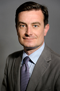 Olivier Rudigoz - Senior portfolio manager on European Equities